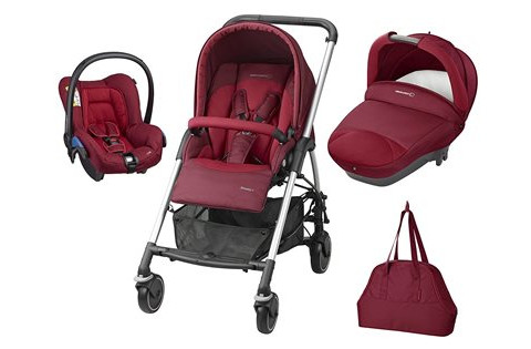 Bébé Confort Trio Streety Next test