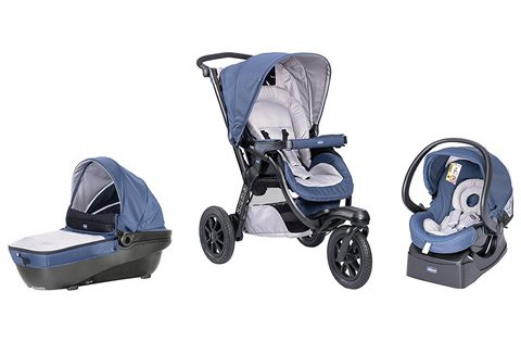 Chicco Trio Activ3 Top test