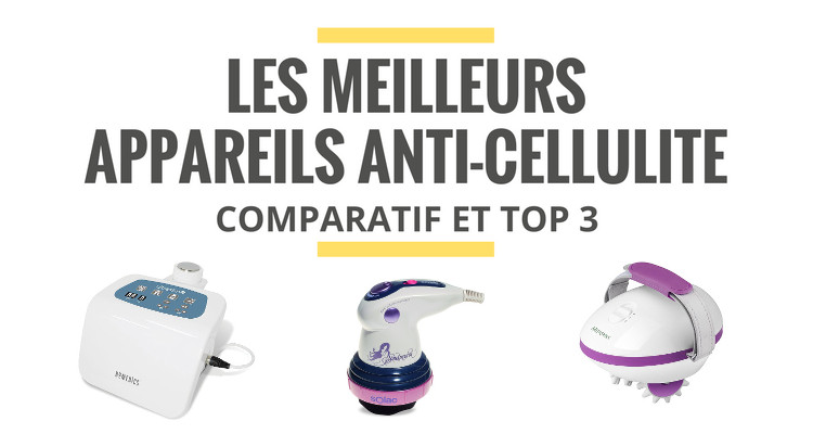 appareil anti cellulite palper rouler aspiration