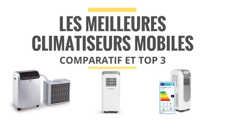 les meilleurs climatiseurs mobiles comparatif 2019 le. Black Bedroom Furniture Sets. Home Design Ideas