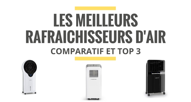 les meilleurs rafraichisseurs d 39 air comparatif 2018 le. Black Bedroom Furniture Sets. Home Design Ideas