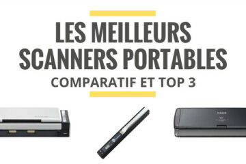 meilleur scanner portable comparatif
