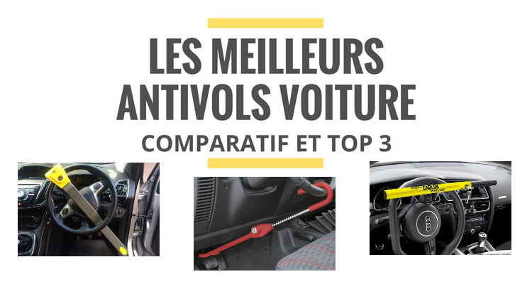 les meilleurs antivols pour voiture comparatif 2018 le. Black Bedroom Furniture Sets. Home Design Ideas