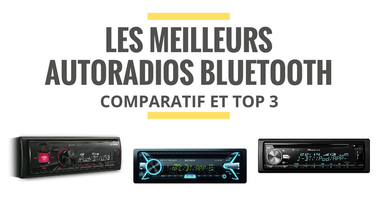 les meilleurs autoradios bluetooth comparatif 2018 le juste choix. Black Bedroom Furniture Sets. Home Design Ideas