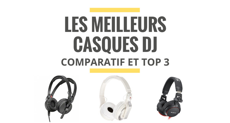les meilleurs casques dj comparatif 2018 le juste choix. Black Bedroom Furniture Sets. Home Design Ideas