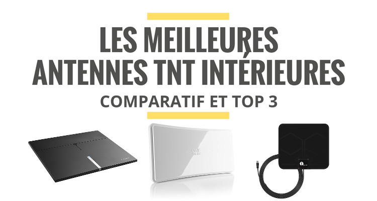 les meilleures antennes tnt int rieures comparatif 2018 le juste choix. Black Bedroom Furniture Sets. Home Design Ideas