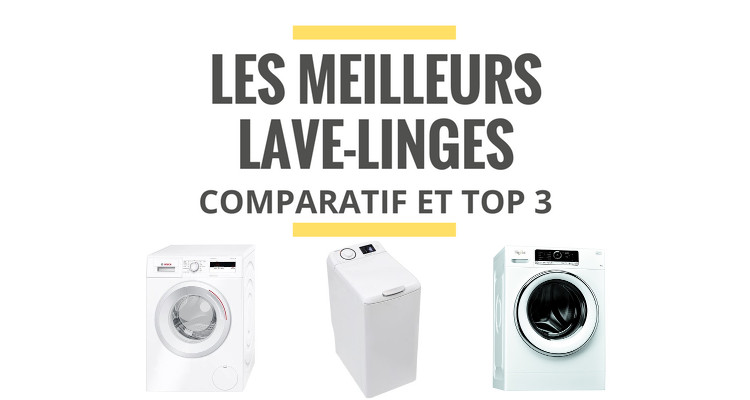 les meilleurs lave linges comparatif 2018 le juste choix. Black Bedroom Furniture Sets. Home Design Ideas