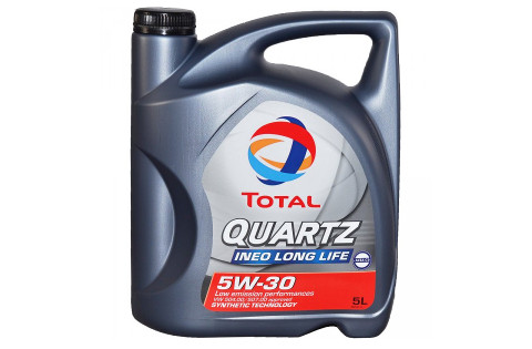 Total Quartz Ineo Long Life 5W30