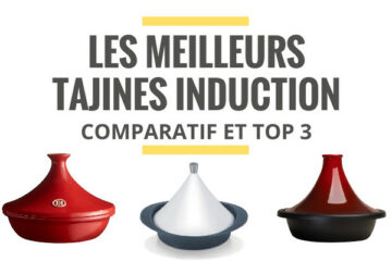 meilleur tajine induction comparatif