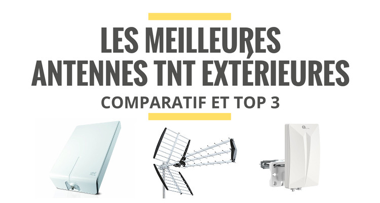 les meilleures antennes tnt ext rieures comparatif 2018 le juste choix. Black Bedroom Furniture Sets. Home Design Ideas