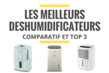 meilleur deshumidificateur comparatif