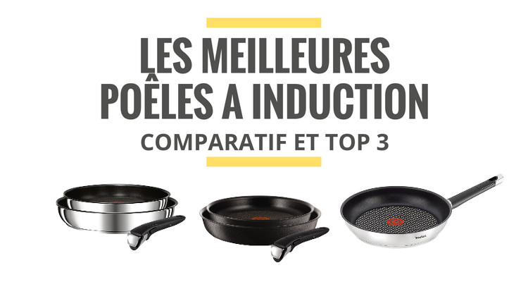 meilleure poele induction comparatif