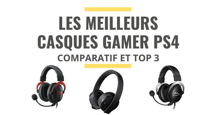 casque gamer ps4 2019