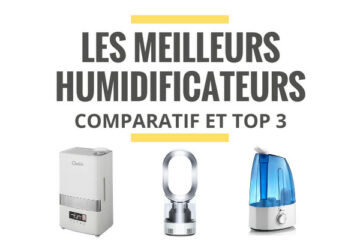 meilleur humidificateur comparatif