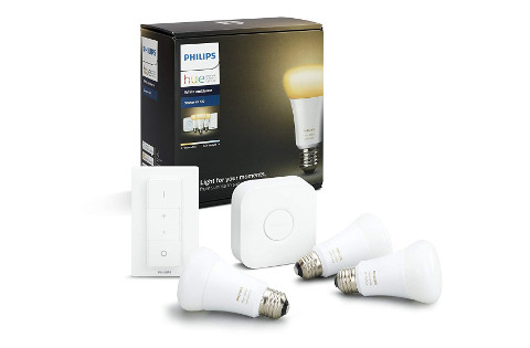 Philips Hue White and Ambiance