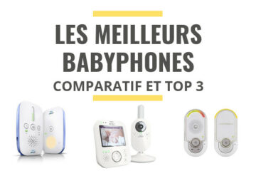 meilleur babyphone audio video comparatif
