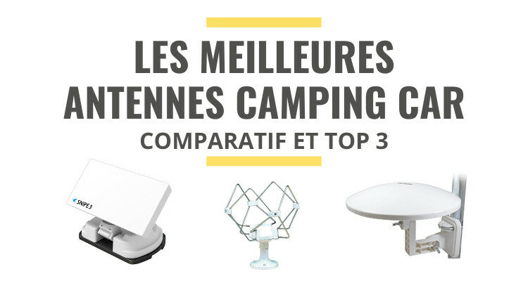 meilleure antenne omnidirectionnelle camping car comparatif