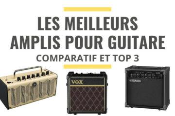 meilleur ampli pour guitare comparatif