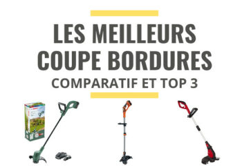 meilleur coupe bordure comparatif