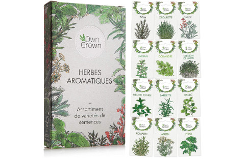 Herbes aromatiques OwnGrown