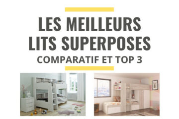 meilleur lit superposé comparatif