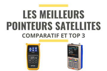 meilleur pointeur satellite comparatif